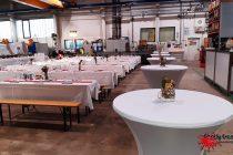 Weihnachtsfeier der Firma Keller Grundbau in Söding